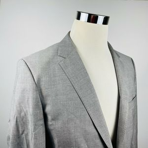 Hugo Boss 40L James4 Sharp6WE Coat REDA Super 110s